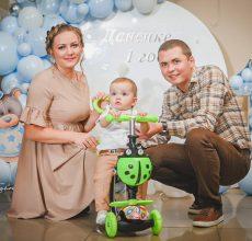 Фотосессия с ребёнком Харьков